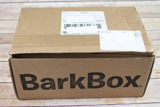 BarkBox July 2017 Review