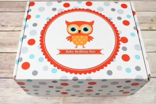 Baby Bedtime Box August 2017 Review
