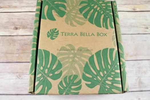 Terra Bella Box July 2017 Review