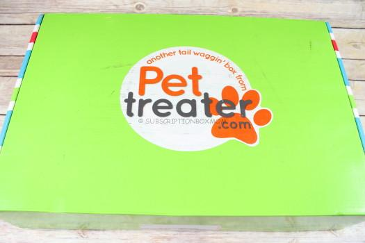 Pet Treater Box July 2017 Review