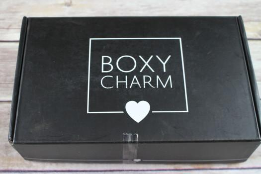 BOXYCHARM July 2017 Review