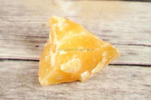 Orange Calcite Healing Stone