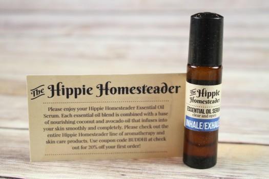 The Hippie Homesteader - BREATHE essential oil blend