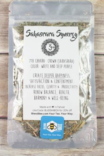 Blend Bee - Crown Chakra Blend Tea