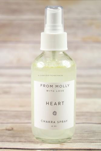From Molly with love - Chakra EO Spray