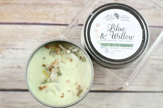 Lilac & Willow - Smudge Chakra Candle