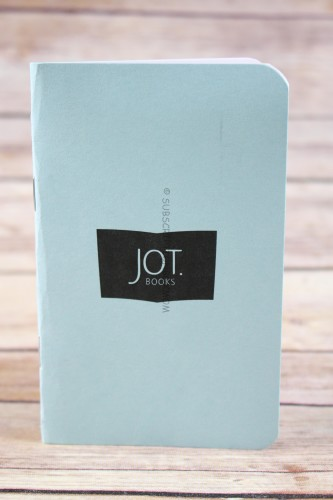 Unveil Co Jot Notebook