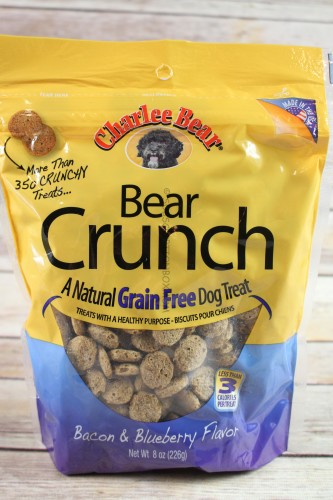 Charlie Bear Grain Free Crunch Treats
