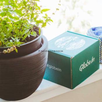 GlobeIn Artisan Box August 2017 Accent Spoilers