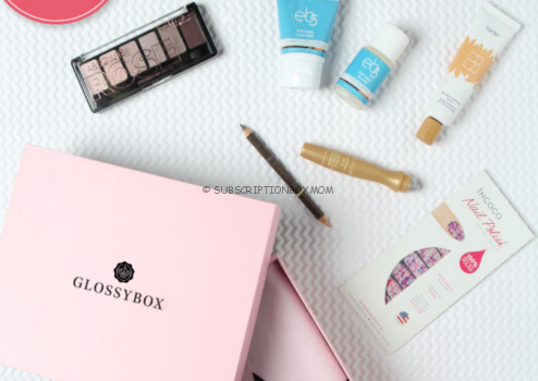 Glossybox August 2017 Spoilers