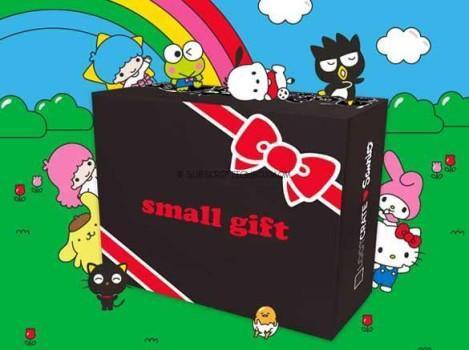 Loot Crate Sanrio Small Gift Crate Fall 2017 Spoilers
