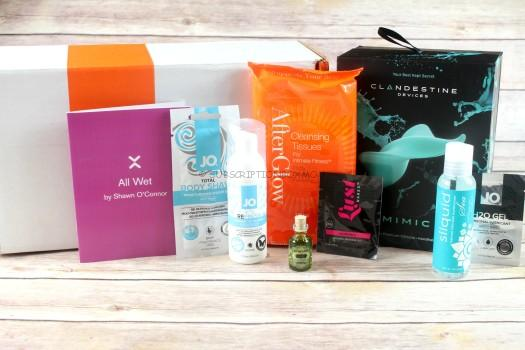 The Nooky Box August 2017 Review