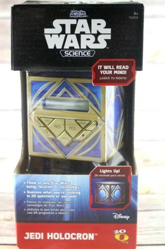 Star Wars 20 Questions - Light Up Sith Holocron