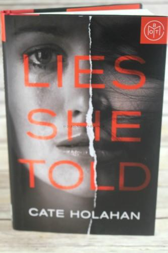 Lies She Told by Cate Holohan - Judge Stacey Armand