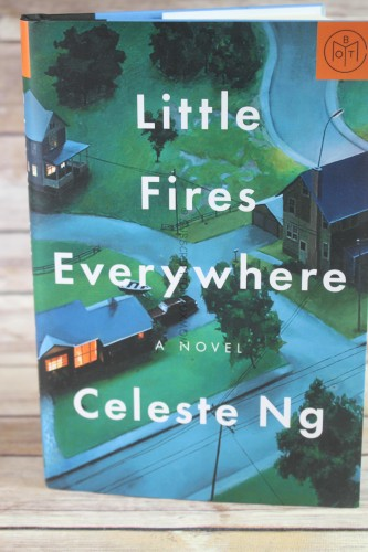 Little Fires Everywhere by Celeste Ng - Judge Kim Hubbard