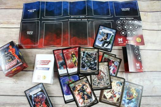 Pamini Meta X Justice League Card Game (Demo Pack)