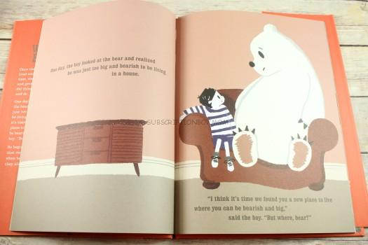 Where Bear? by Sophy Henn