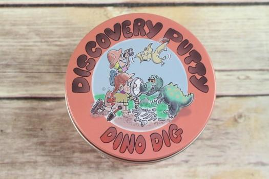 Fun and Function Dino Dig Discovery Putty