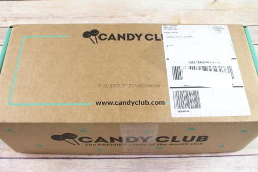 Candy Club September 2017 Review