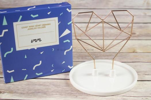 Coxet Wire Ceramic Jewelry Holder design by imm Living