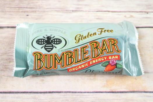 Bumble Bar Organic Energy Bar - Chai Almond