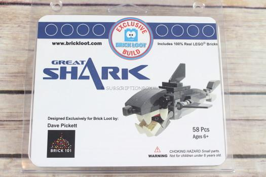 Exclusive 100% LEGO Build Designed by Dave Pickett