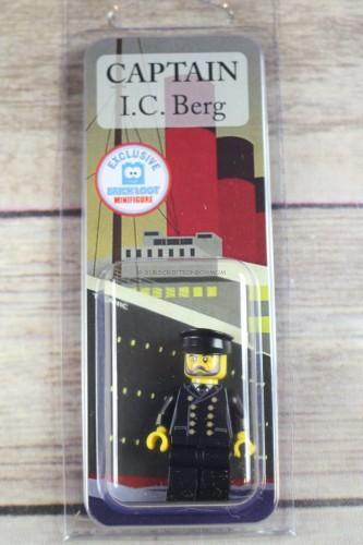 Captain I.C. Berg