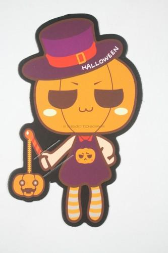 Little Ms Pumpkin Head