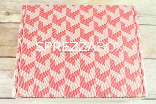 SprezzaBox September 2017 Review