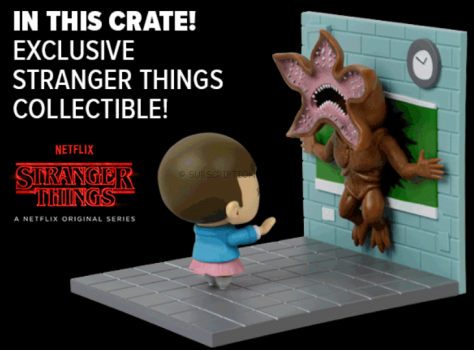 Exclusive Stranger Things Collectible