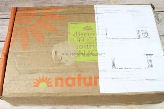 October 2017 Naturebox Free Trial Box Review