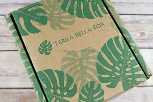 Terra Bella Box October 2017 Review