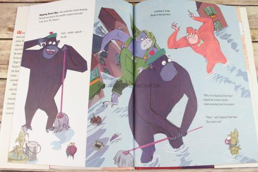 Apes A-Go-Go! Hardcover by Roman Milisic