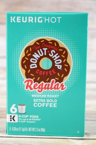 Keurig The Original Donut Shop Coffee K-Cup Pods 6 Pack