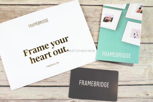 Framebridge $30 Card