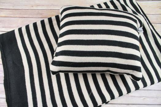Jack + Lucy Pillow and Blanket Set