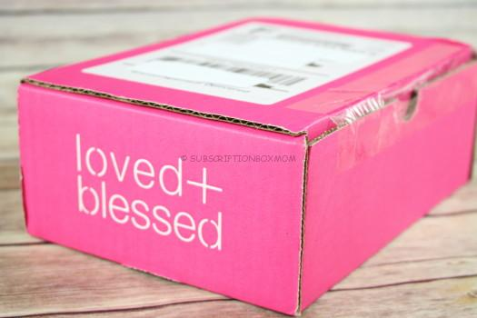 Loved & Blessed October 2017 Review