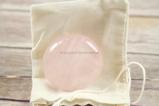 Rose Quartz Healing Stone