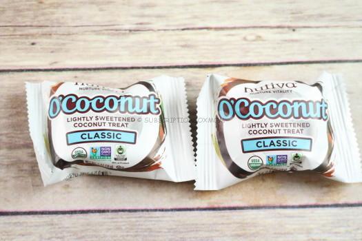 Nutiva O'Coconut Treats