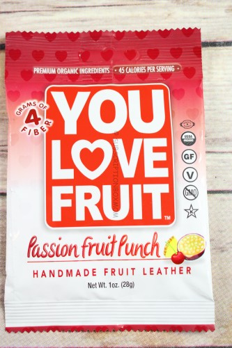 You Love Fruit Passion Fruit Punch Leather