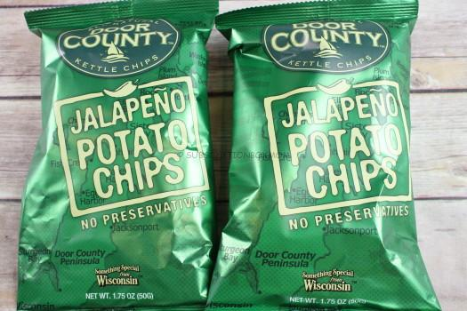 Door Country Jalapeno Potato Chips