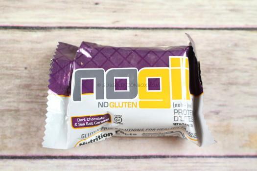 Nogii Dark Chocolate Sea Salt Caramel Protein D'Lites
