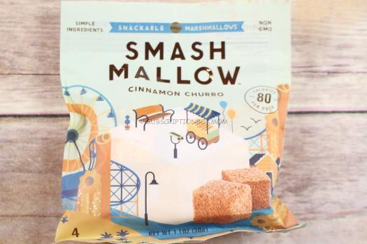 Smash Mallow Cinnamon Churro