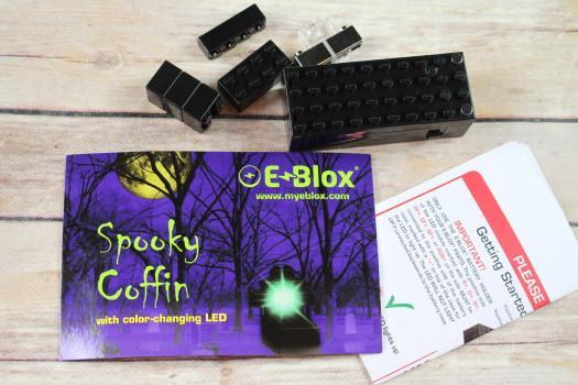 Spooky Coffin E-Blox