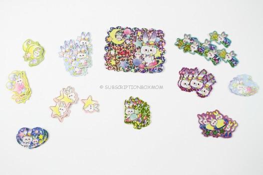 Tiny Rabbit Stickers