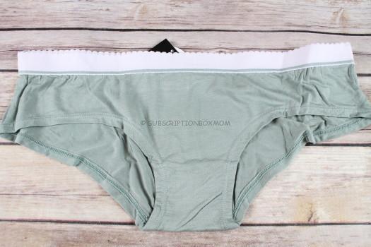 Youmita Green Underwear