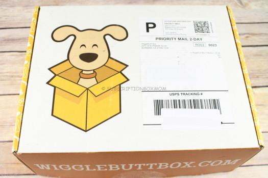 Wigglebutt Box October 2017 Review