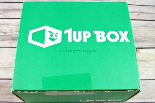 1Up Box October 2017 Review