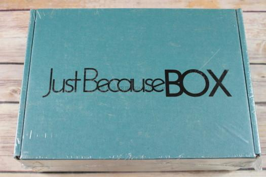 Just Because Box October 2017 Review