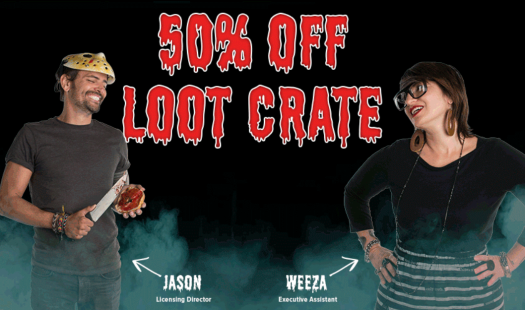 Loot Crate 50% Off Today Only